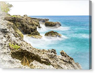 Dreaming Of Negril Canvas Print