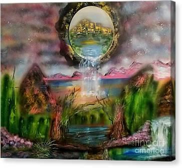 Dreamland 1 Canvas Print