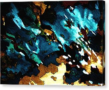 Dreams In The Universe Iv Canvas Print