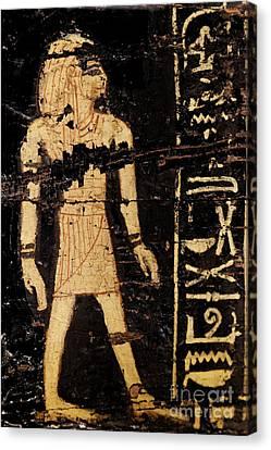 Egyptian Immortal Art Canvas Print