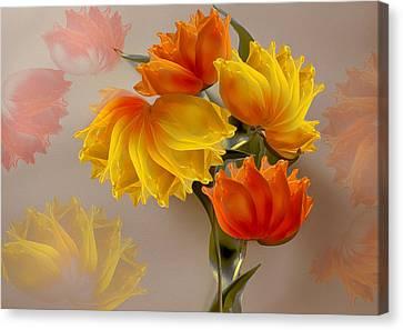 Tulip Canvas Prints Fine Art America