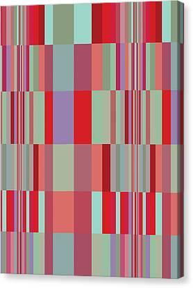 Geometry 1 Variation 1 Canvas Print