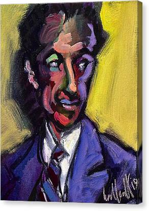 george Gershwin Canvas Print