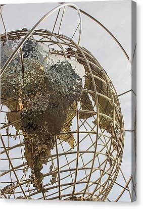Globe 1 Canvas Print