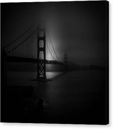 San Francisco Golden Gate Bridge Canvas Prints Fine Art America