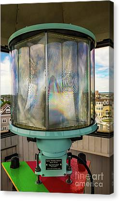 Hereford Inlet Lighthouse Beacon Canvas Print