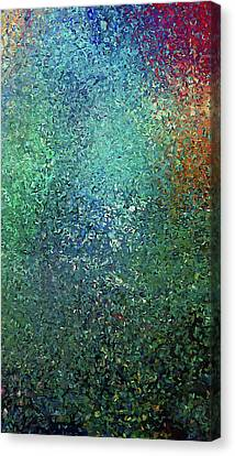 Imaginaerum - 20 Canvas Print