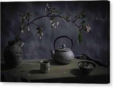 Japanese Tea Ceremony Canvas Prints Fine Art America