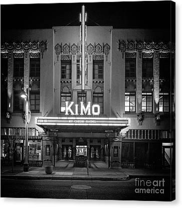 Kimo Theater Canvas Print