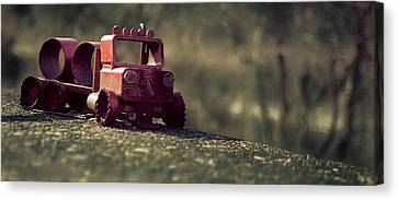 Little Engine That Could Canvas Print