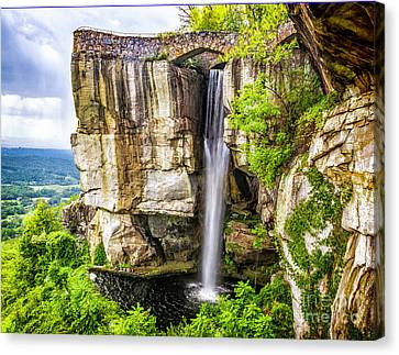 Lovers Leap Canvas Print