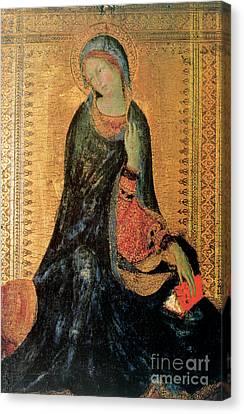Gothic Madonna Canvas Prints Fine Art America