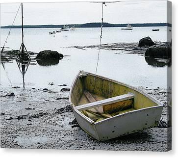 Maine - 14 -  Canvas Print