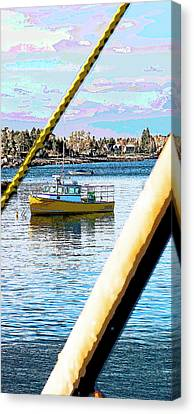 Maine - 25 -  Canvas Print