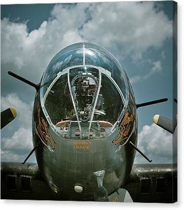 Mb 7 Canvas Print