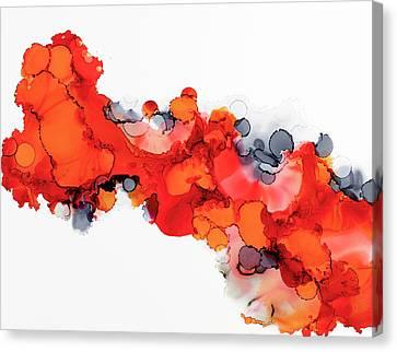 Mimosa Canvas Print