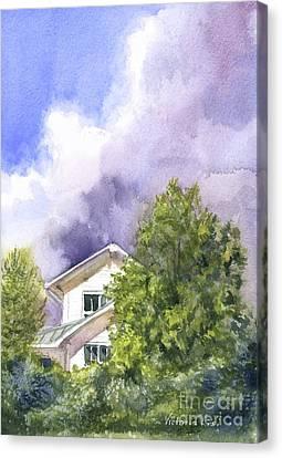 Nix Farm Canvas Print