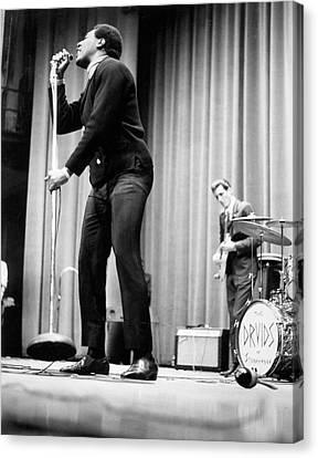 Otis Redding At Hunter College