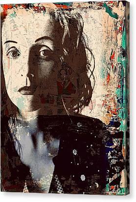 Patty Griffin Canvas Print