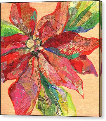 Modern Poinsettia Art