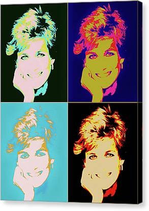 Lady Diana Canvas Prints Page 3 Of 8 Fine Art America