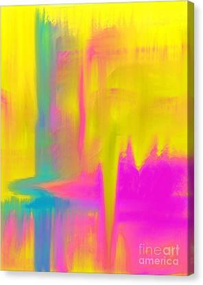 Regeneration  Canvas Print