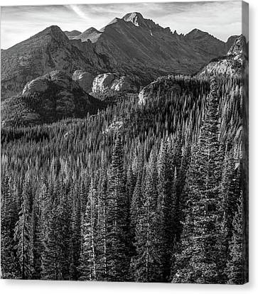 Estes Park Canvas Prints Fine Art America
