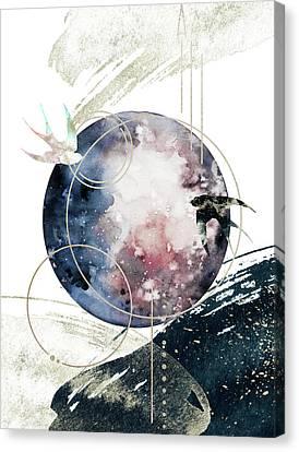 Space Operetta Canvas Print
