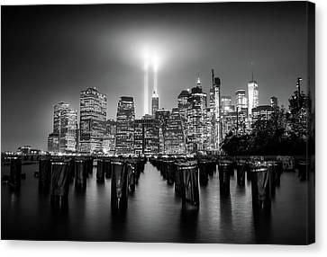 Spirit Of New York Canvas Print