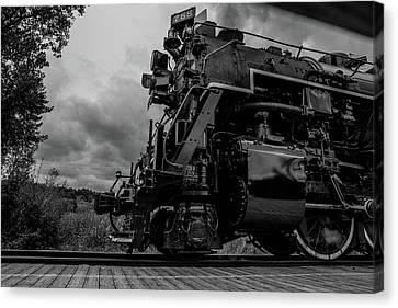 Steam Loco 765 Canvas Print