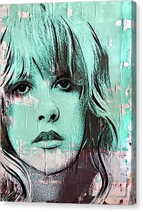 Stevies Crystal Visions Canvas Print