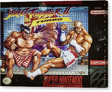 Ryu Street Fighter Gaming Boxing Poster Art Print Black /& White Card or Canvas