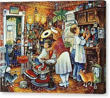 The Dentist Canvas Prints Fine Art America