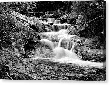 The Falls End Canvas Print