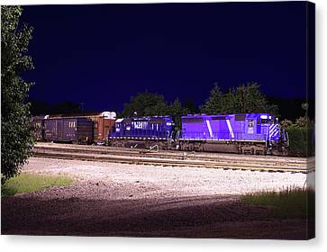Canvas Print featuring the photograph The Leased They Can Do 21 by Joseph C Hinson Photography