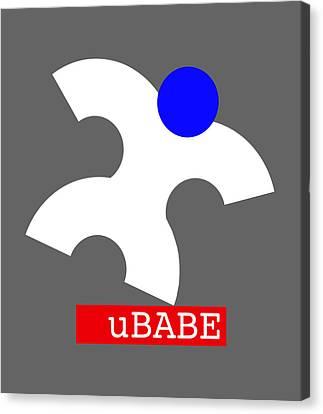 Ubabe Jazz  Canvas Print
