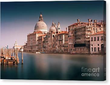 Venice Grand Canal Canvas Print