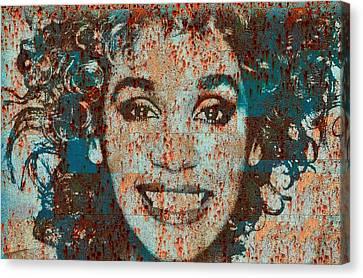 Whitney Love Canvas Print