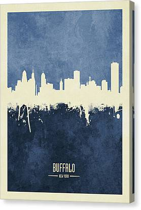 skyline art Buffalo map Buffalo New York Buffalo skyline print map art city skyline print Buffalo NY art Buffalo print