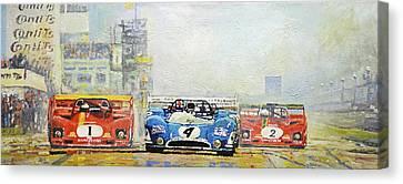 Nurburgring Canvas Prints Fine Art America