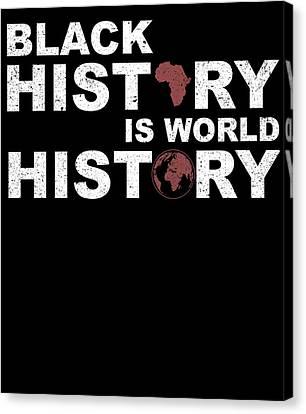 Black History Month Canvas Prints Fine Art America