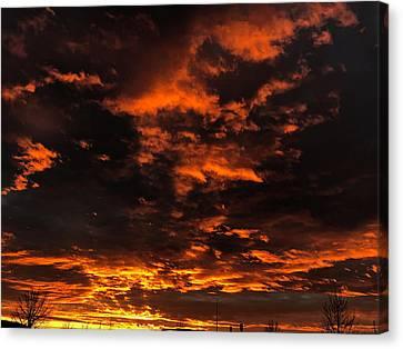 Desert Sunset Canvas Prints Page 34 Of 35 Fine Art America