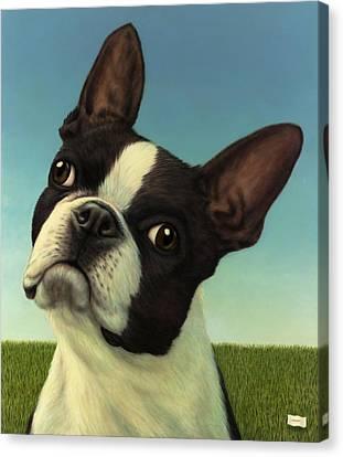 Poster Adorable Husky Chihuahua Dog Pet Room Art Wall Cloth Print 04