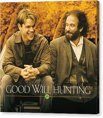 Good Will Hunting Canvas Prints Fine Art America