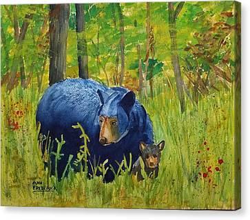 Mama Bear Canvas Prints Page 5 Of 23 Fine Art America