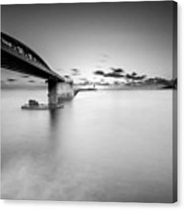 Bridge Canvas Print by Okan YILMAZ