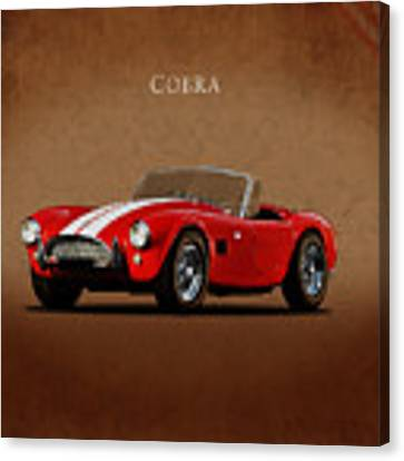 Ac Cobra Mk2 1963 Canvas Print by Mark Rogan