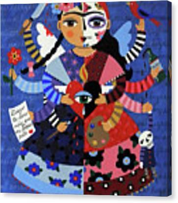 LuLu Mypinkturtle Canvas Prints