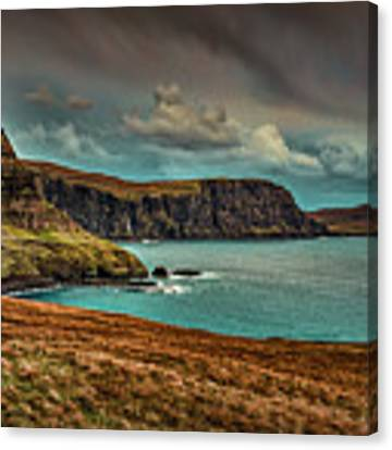 Away From Sun #g9 Canvas Print by Leif Sohlman