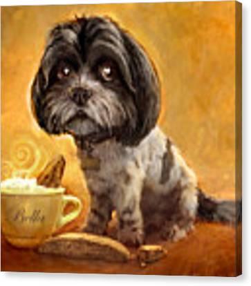 Bella's Biscotti Canvas Print